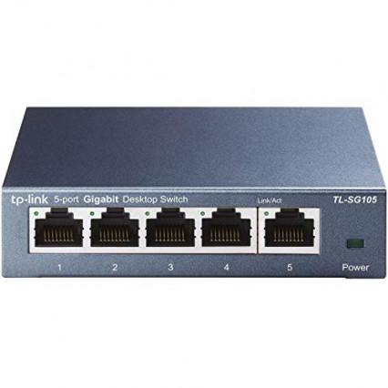 Le switch avec optimisation du trafic TP-Link TL-SG105