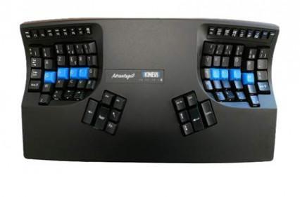 Le clavier contouré Kinesis Advantage 2