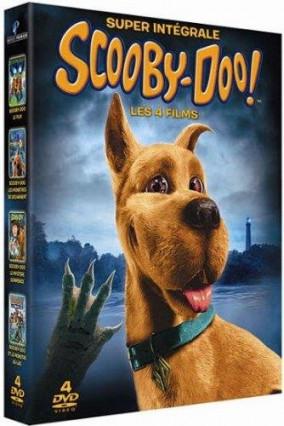 Les quatre films Scooby-Doo en DVD