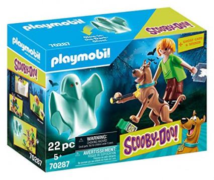 Le Playmobil Sammy, Scooby et le fantôme