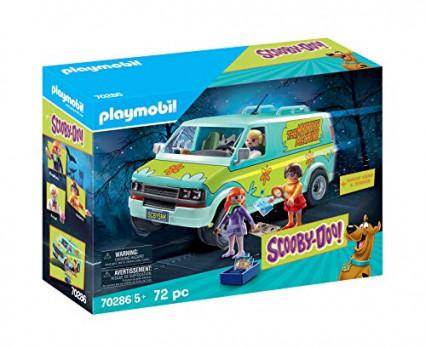 La Mystery Machine version Playmobil avec le reste du Scooby Gang