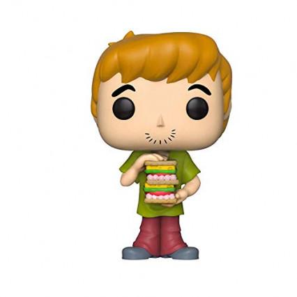 La Funko Pop de Sammy, lui aussi avec son sandwich