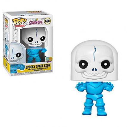 La Funko Pop du Spooky Space Kook, un des méchants emblématiques du dessin animé