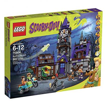 Le Manoir Mystérieux Lego Scooby-Doo