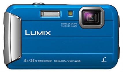 Le petit appareil photo étanche Panasonic Lumix DMC-FT30