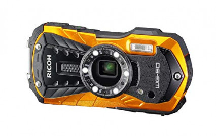 Le pack complet Ricoh Compact WG-50