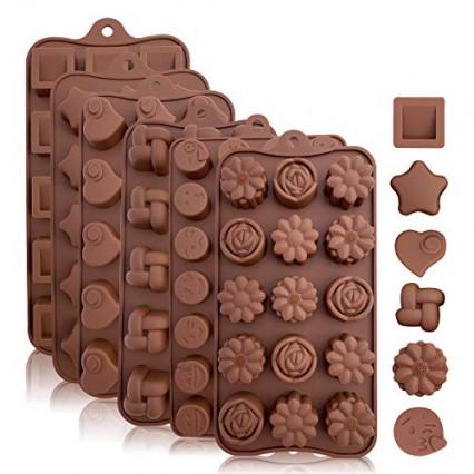 Le moule à chocolat façon confiserie