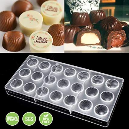La plaquette à chocolats traditionnels