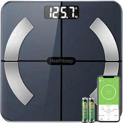 Le pèse-personne Impédancemètre par HealthKeep