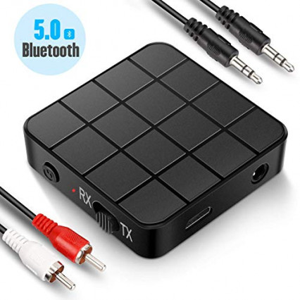 Le transmetteur Bluetooth 5.0 par 1Dealer