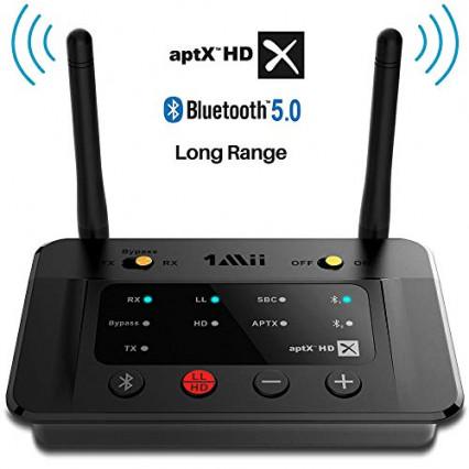 L'émetteur/récepteur Bluetooth 5.0 haut de gamme par 1mii