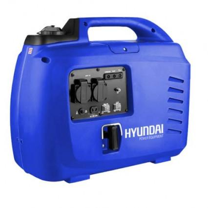 Le groupe électrogène insonorisé à inverter Hyundai 3300 W HG3300I
