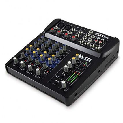 La table de mixage professionnelle Alto Professional ZMX122FX