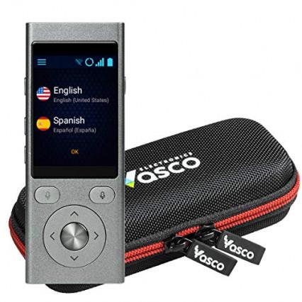 Le traducteur vocal avec Internet inclus Vasco Mini 2