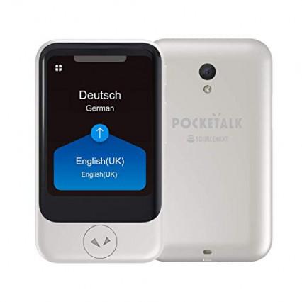 Le traducteur bidirectionnel voix/caméra Pocketalk