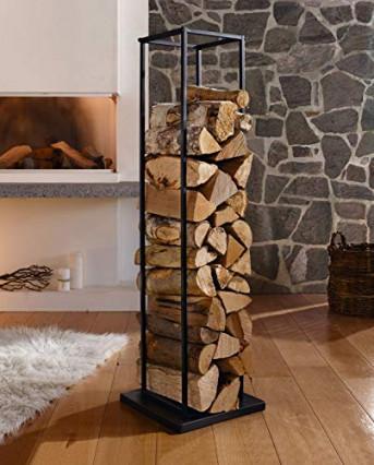 L'étagère design pour bois de chauffage