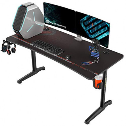 Le bureau de gamer