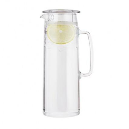 La carafe en verre