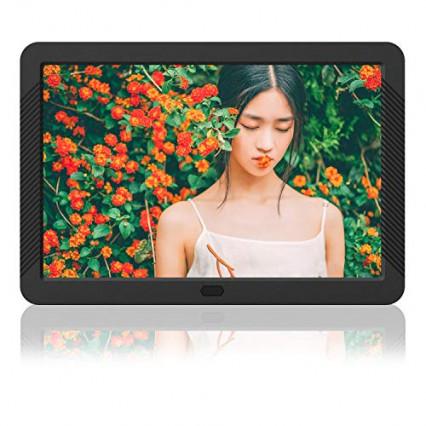 """Le cadre photo numérique de 17"""" avec détecteur de présence par Melcam"""