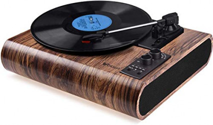 La platine vinyle néo-vintage par Voksun