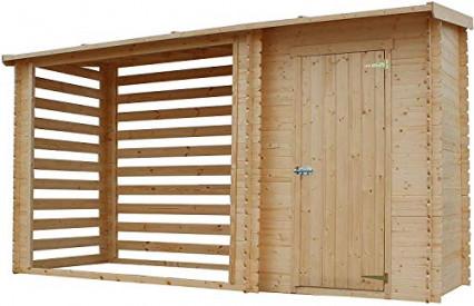 L'abri polyvalent en bois