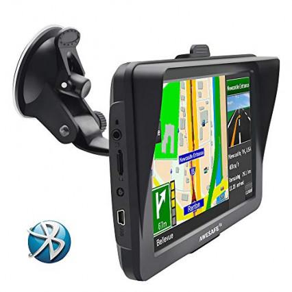 Le GPS Bluetooth Europe Awesafe