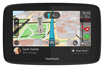 Le GPS voiture TomTom GO 520