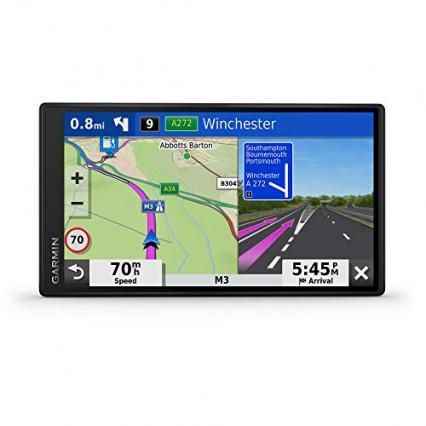Le GPS voiture Garmin DriveSmart 65