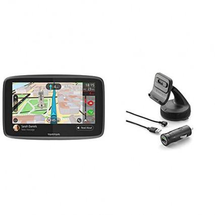 Le GPS mondial TomTom GO 6200