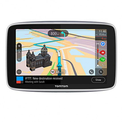 Le GPS haut de gamme TomTom GO Premium