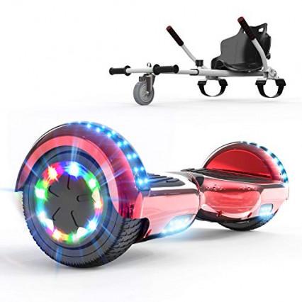L'hoverboard électrique équilibré par Colorway