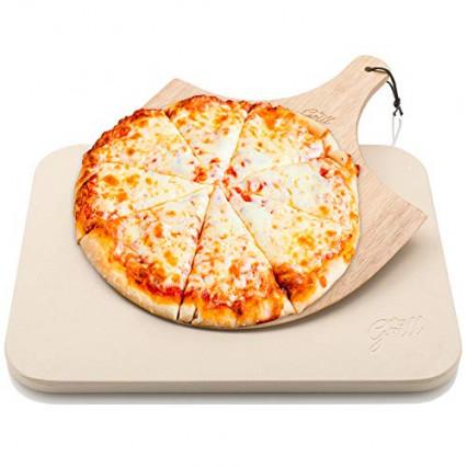 La pierre à pizza de qualité supérieure