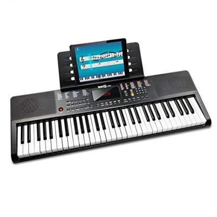 Le petit piano pour se divertir Rockjam 61