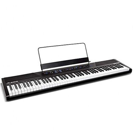 Le piano numérique Alesis Recital 88 touches