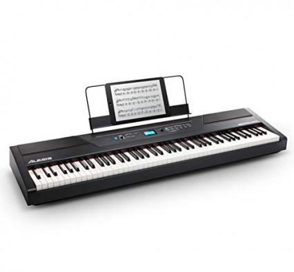 Le piano numérique Alesis Recital PRO 88 touches