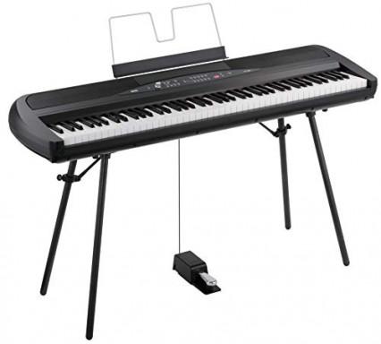 Le piano numérique professionnel Korg SP-280