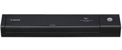 Le scanner portable à plat Canon P-208II