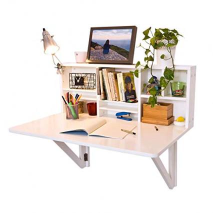 Le petit bureau mural