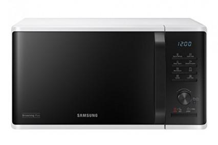 le micro-ondes Samsung mg23 K3515aw