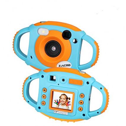 L'appareil photo avec des poignées Zacro Kids