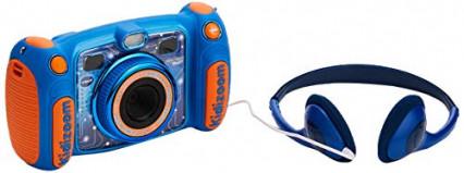 L'appareil photo haut de gamme pour enfant Kidizoom Duo 5.0 par VTech