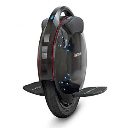 """La gyroroue de 16"""" V8F de InMotion, pour le transport urbain avec style"""