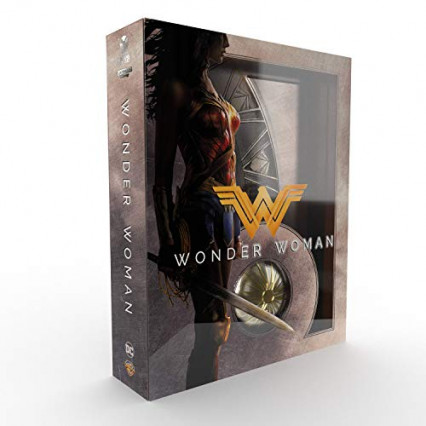 Le blu-ray 4K de Wonder Woman édition Titans of Cult