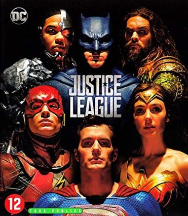 Le film Justice League avec les meilleurs héros DC