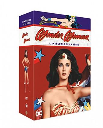 L'intégrale de la série Wonder Woman des années 70 avec Lynda Carter