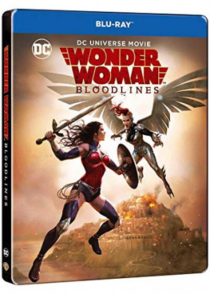 Le film d'animation Wonder Woman Bloodlines