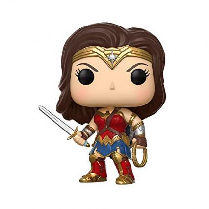 La figurine Funko Pop Wonder Woman Justice League