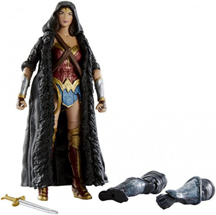 La figurine articulée Diana version Themyscira
