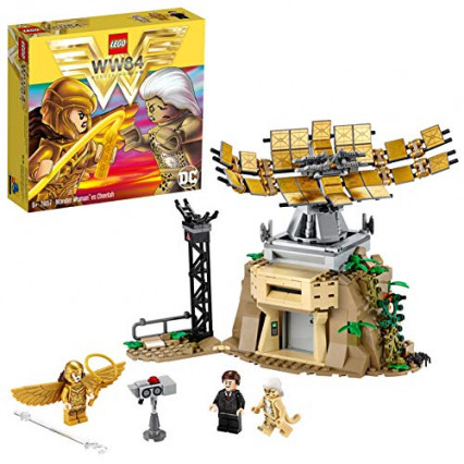 Le set LEGO Wonder Woman vs Cheetah