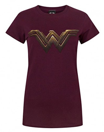 Le t-shirt Wonder Woman moderne